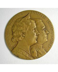 Penning, geboorte van het prinsenkind, 1938