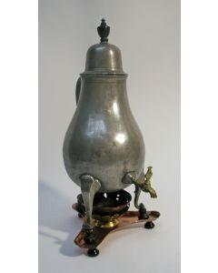 Tinnen kraantjeskan, 19e eeuw