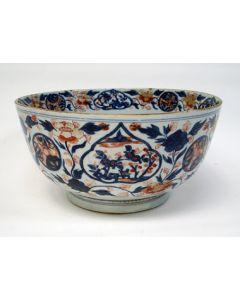 Chinees Imari kom, 18e eeuw
