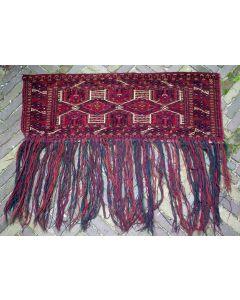 Oosters textiel. Tekke Bochara, ca. 1900