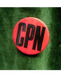 Button van de CPN. jaren '70