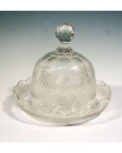 Kristallen boterstolp, ca. 1900