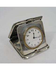 Zilveren reisklokje, Birmingham, 1922