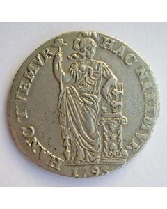 Holland, 1 gulden 1793