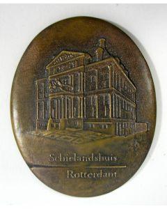 Penning, Restauratie Schielandshuis Rotterdam, 1665-1985