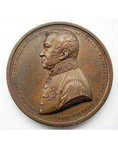 Penning, Pieter Huidekoper, burgemeester van Amsterdam, 1850