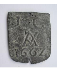 Trotseerloodje, 1667