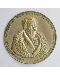 Plaquette, Gijsbert Karel van Hogendorp