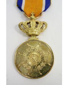Penning, zilveren regeringsjubileum Koningin Wilhelmina, 1923 [door J.C. Wienecke]
