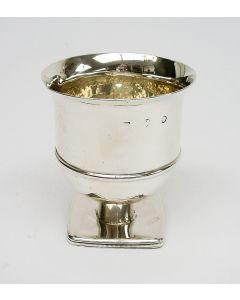 Zilveren lepelbeker,1830