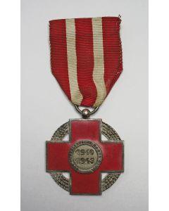 Herinneringskruis 1940-1945 van het Nederlandsche Rode Kruis