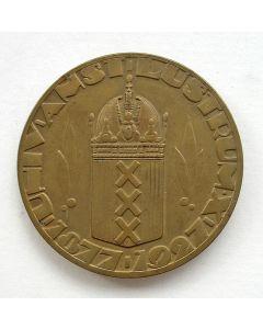 Penning, Universiteit van Amsterdam 50 jaar, 1927 [Chris van der Hoef]