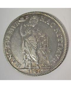 Utrecht, driegulden, 1764