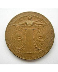 Penning, 100 jaar Nederlandse Onafhankelijkheid, 1913 (Chris van der Hoef)