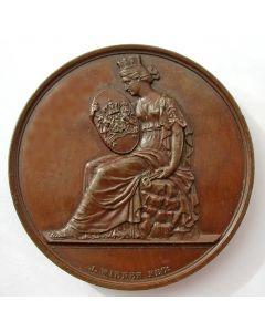 Penning op de politieke toestand van Maastricht 1830 -1839, door Jacob Wiener