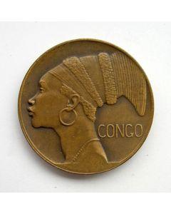 Penning, Exposition Universelle et Internationale, Bruxelles 1935 (Congo)