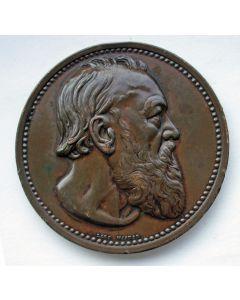 Penning ter ere van Hendrik Conscience, 1881 [Leopold Wiener]