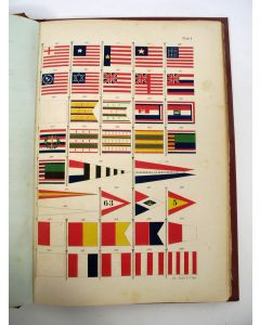 Kapitein ter zee Steenbergen, 'Vlaggen van alle Natiën, opgedragen aan zijne Koninklijke Hoogheid Prins Hendrik der Nederlanden' [1862]