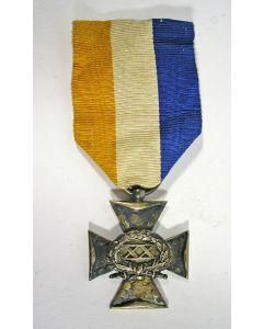 Officierskruis, 20 jaar, 19e eeuw [door Van Wielik]