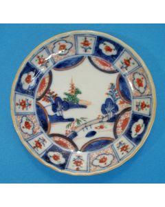 Chinees Imari schotel, Kangxi periode