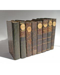 Nicolaas van der Monde, Tijdschrift voor geschiedenis, oudheden en statistiek van Utrecht, 8 jaargangen, 1836-1843