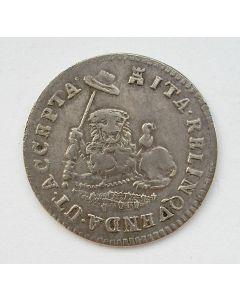 Zeeland, hoedjesschelling 1738