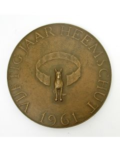 Jaarpenning VPK 1960 (#2), Heemschut [ Geurt Brinkgreve]
