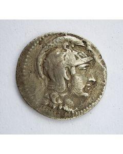Zilveren tetradrachme, Attica / Athene, ca. 185 v. Chr