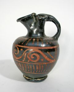 Oinoche, Apulië, 4 eeuw voor Chr.