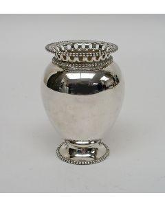 Zilveren lepelvaas/lepelbeker,1919