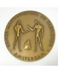 Penning, 150-jarig bestaan Kamer van Koophandel Amsterdam [Cephas Stauthamer]