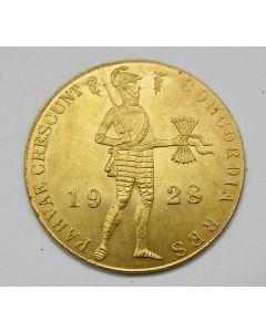 Gouden dukaat, 1928
