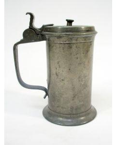 Tinnen klepkan, ca. 1800