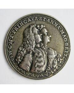 Penning, Verheffing van Willem IV tot Erfstadhouder, 1747