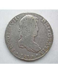 Peru, 8 reales 1819