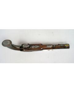 Friese zilveren theebus,1890