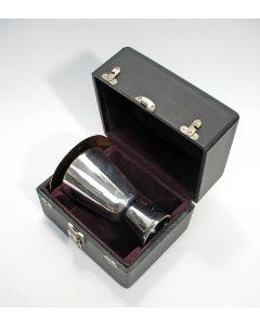 Zilveren miskelk met toebehoren, Jos Vonk,1960