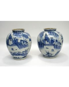Japans Arita buikvazen, 17e eeuw