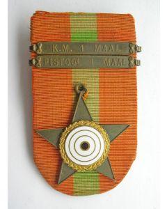 Schietprijs KNIL, ingesteld 1936