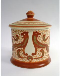 Tabakspot, ontwerp C. A. Lion Cachet voor Distel-Goedewaagen, ca. 1925