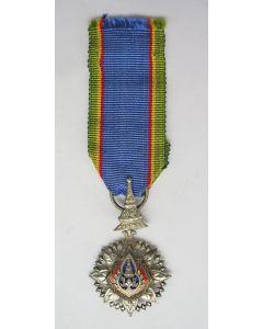 [Thailand] Onderscheiding Ridder in de Orde van de Kroon