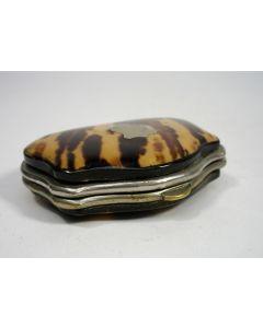 Zilveren vingerhoed, 19e eeuw