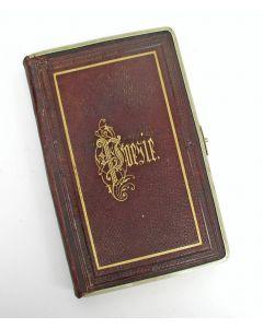 Poesie-Album van Jansje van Stam, Driebergen 1880-1885
