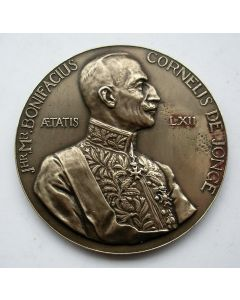 Penning VPK 1937 (#1) 'Gouverneur-Generaal Jhr. Mr. B.C. de Jonge' [L.O. Wenkebach]