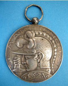 Prijspenning, aangeboden door Opperbevelhebber Generaal Snijders, 1916,  door Chris van der Hoef,