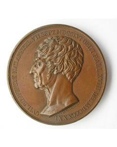 Penning op het overlijden van Mr. Willem Bilderdijk, 1831