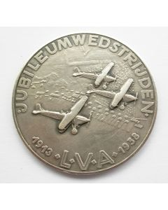 Prijspenning Jubileumwedstrijden Luchtvaart Afdeling Soesterberg, 1938