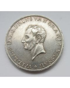 Strooipenning, Inhuldiging Koning Willem I, 1814