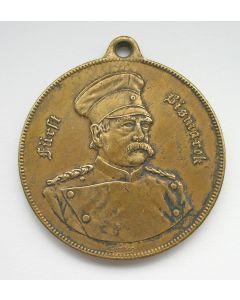[Duitsland] Penning, Bismarck 70 jaar, 1885