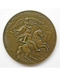 Penning van de Koninklijke Militaire Sportvereniging [1913]